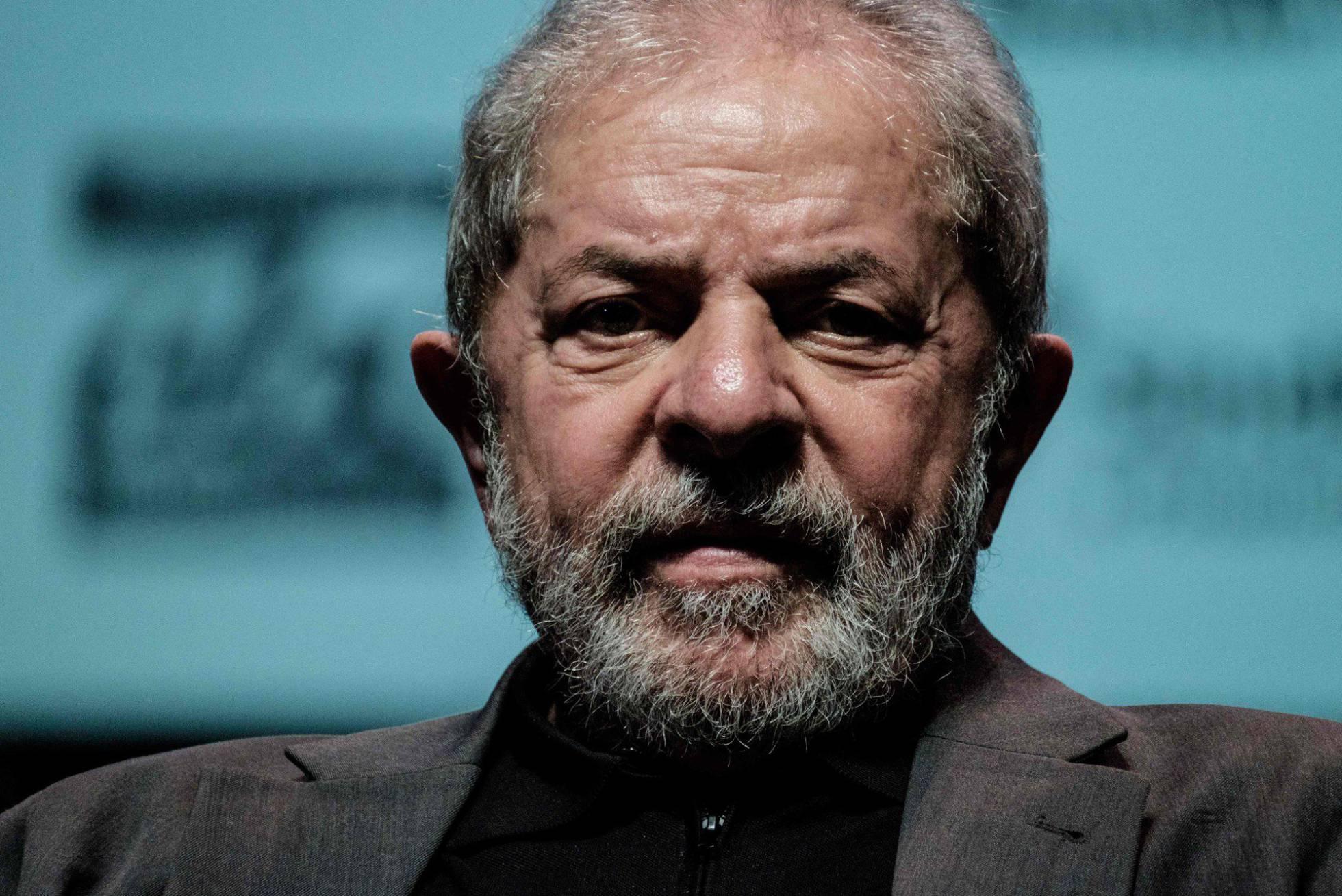 O ex-presidente está detido em uma cela especial na sede da Polícia Federal, em Curitiba. Foto: Arquivo / AFP