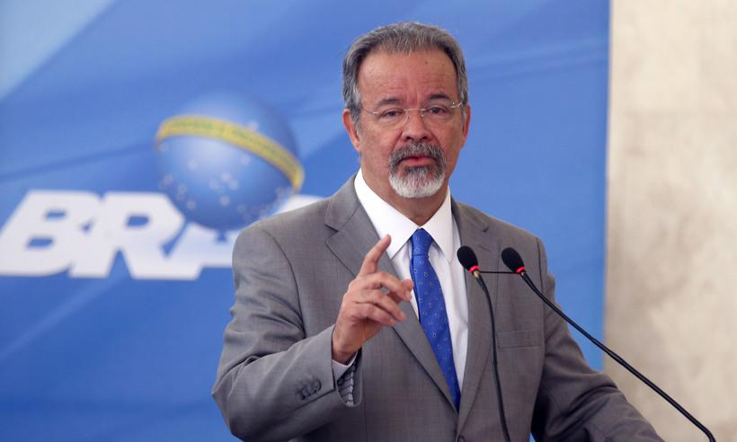 Jungmann acrescentou que, por enquanto, o suspeito de ter praticado a agressão continuará detido em Juiz de Fora (MG) (foto: Antonio Cruz/Agência Brasil)