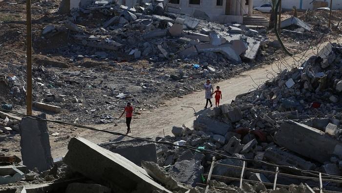 Desde 30 de março a Faixa de Gaza tem manifestações constantes perto da cerca da fronteira com Israel pedindo o fim do bloqueio e o retorno dos palestinos expulsos. Foto: Badwanart0-Pixabay