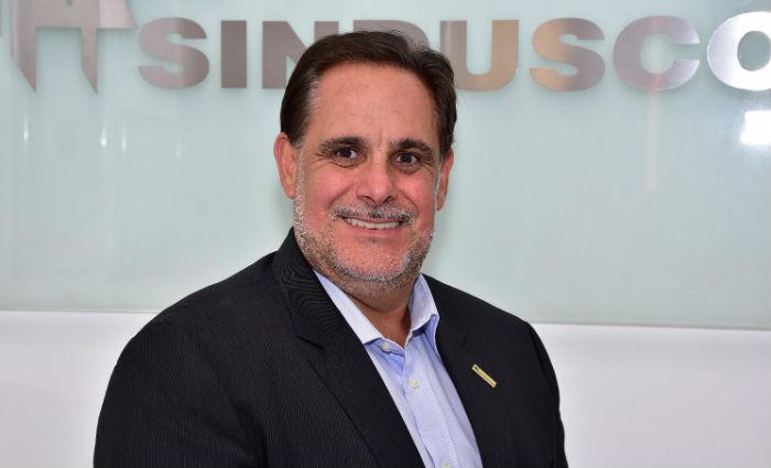 José Antônio Simón acredita que aproximar as startups das construtoras pode acelerar o processo. Foto: Sinduscon/Divulgação
