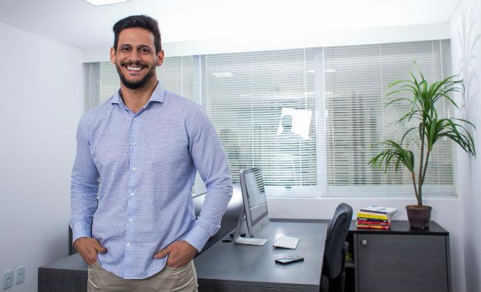 Pedro Alexandria afirma que plataforma ajuda lojista a criar estratégias de vendas. Foto: Simples/Divulgação