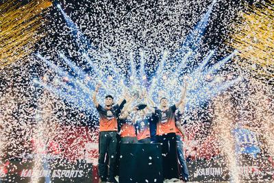 Kambum levou troféu e prêmio de R$ 70 mil. Foto: Riot Games/Divulgação
