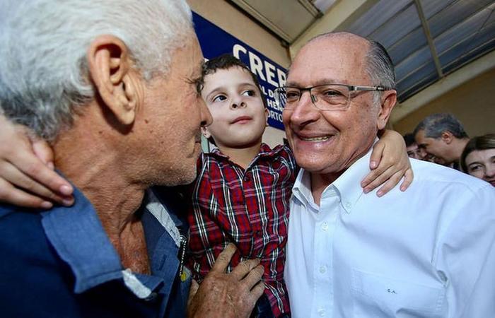 Bolsonaro era até então o principal alvo da propaganda de Geraldo Alckmin, candidato do PSDB à Presidência  (Foto: Ciete Silvério/Flickr/Divulgação)