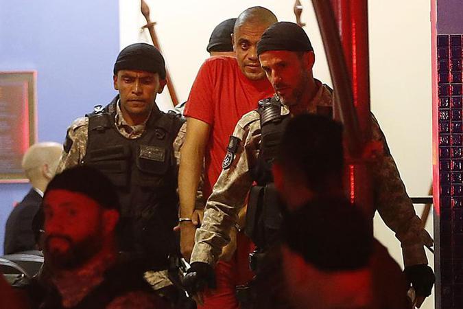"""O agressor assumiu o crime e disse que teria agido por contra própria e """"em nome de Deus"""" (foto: Tomaz Silva/Agência Brasil)"""