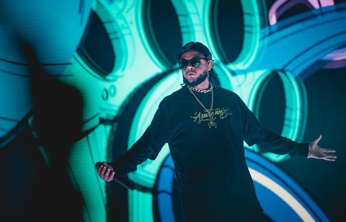 Rapper é adepto de games e mostrou, em nova música, que também conhece bem os elementos de LoL. Foto: Riot Games/Divulgação