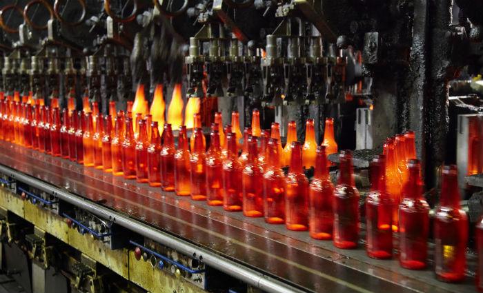 Ações  vão adicionar capacidade de 65 mil toneladas de embalagens de vidro ao mercado. Foto: Owens Illinois/Divulgação