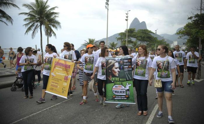 Manifestações pelo fim de todas as formas de violência contra a mulher crescem no Brasil  (Foto: Arquivo/Fernando Frazão/Agência Brasil) (Foto: Arquivo/Fernando Frazão/Agência Brasil)