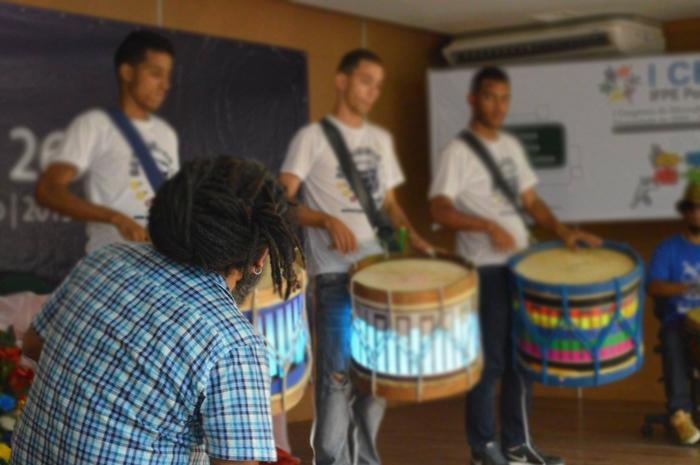 Grupo Som da Pele. Foto: Acervo Pessoal/Divulgação