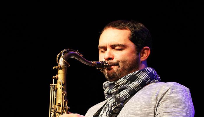 O instrumentista já atuou ao lado de grandes nomes como David Liebman, Hermeto Pascoal e Caetano Veloso. Foto: Divulgação