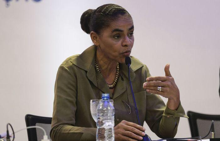 Na mesma entrevista, Marina também rebateu declarações do ex-presidente FHC. Foto: José Cruz/ Agência Brasil