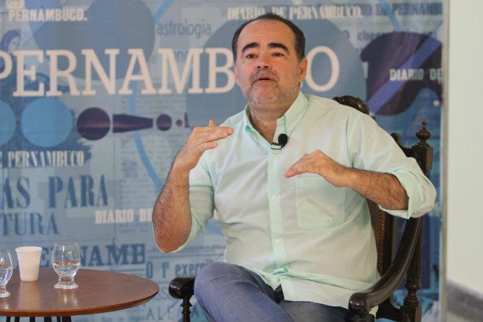 Na última pesquisa divulgada, Julio Lóssio aparece em quarto lugar com 5% das intenções de voto. Foto: Nando Chiappetta/DP