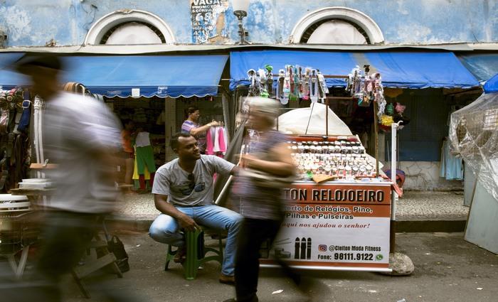 Exposição vai até o próximo dia 11 de outubro. Foto: Jão Vicente/Divulgação