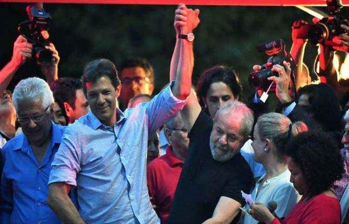 Foto: Nelson Almeida/AFP (Foto: Nelson Almeida/AFP)