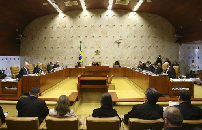 Julgamento sobre legalidade do ensino domiciliar de crianças será retomado hoje pelo Supremo Tribunal  Federal       (Antonio Cruz/Agência Brasil)