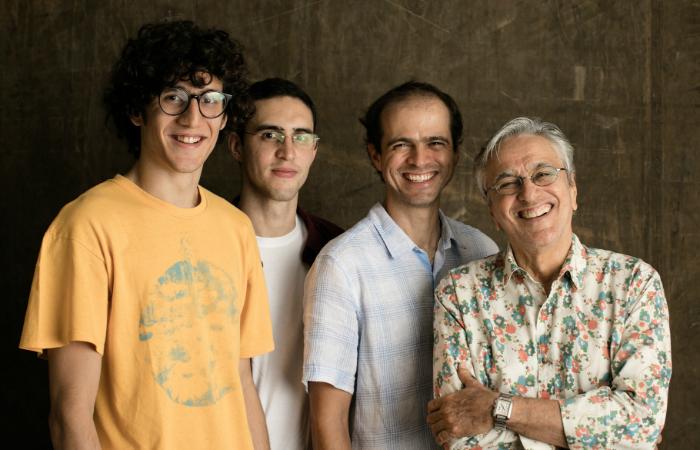 O show deu origem ao CD e DVD Ofertório, lançado em maio deste ano. Foto: Jorge Bispo/Divulgação