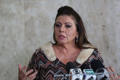 Governadora de Roraima, Suely Campos, diz ter garantias que a Venezuela não suspenderá fornecimento de energia para o estado. Foto: Arquivo/Agência Brasil