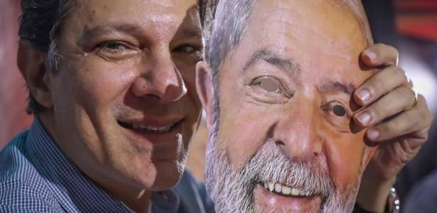 Fernando Haddad foi apresentado, na última terça-feira (11), como cabeça de chapa do PT. Foto: Reprodução / Facebook
