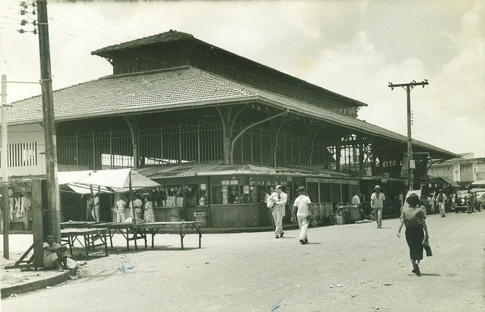 Na inauguração, em 1930, até o governador Carlos de Lima Cavalcanti compareceu. Foto: Arquivo/DP/D.A PRESS