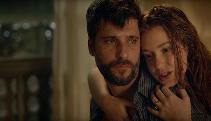 Marina Ruy Barbosa e Bruno Gagliasso formam par romântico em longa. Foto: Youtube/Reprodução
