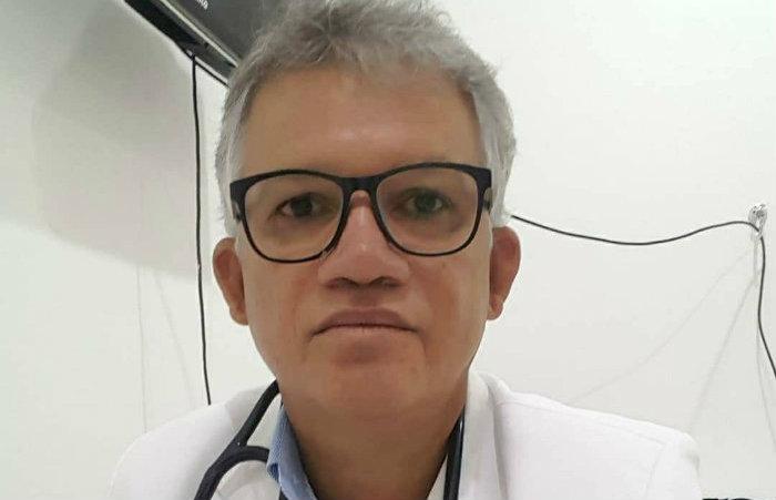 O médico Denirson Paes foi esquartejado, morto e enterrado num poço no quintal de casa em Aldeia. Imagem: Facebook/Reprodução