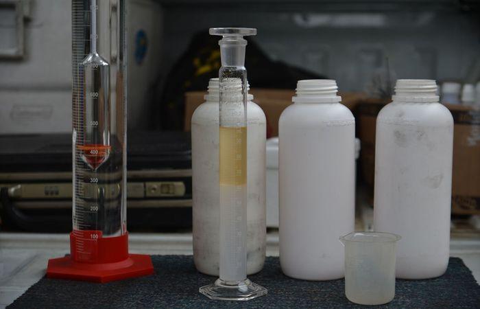 Desde o início de março, o percentual obrigatório de biodiesel na mistura de diesel é 10%. Foto: Rovena Rosa / Agência Brasil