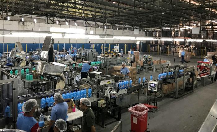 Amaciante passará a ser produzido na planta local, localizada em Paulista. Foto: Gtex/Divulgação (Foto: Gtex/Divulgação)