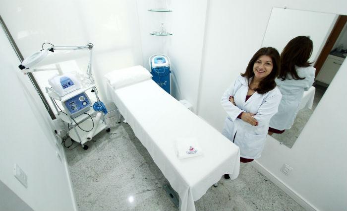 Rose diz que passou três meses planejando o negócio. Foto: Peu Ricardo/DP (Foto: Peu Ricardo/DP)