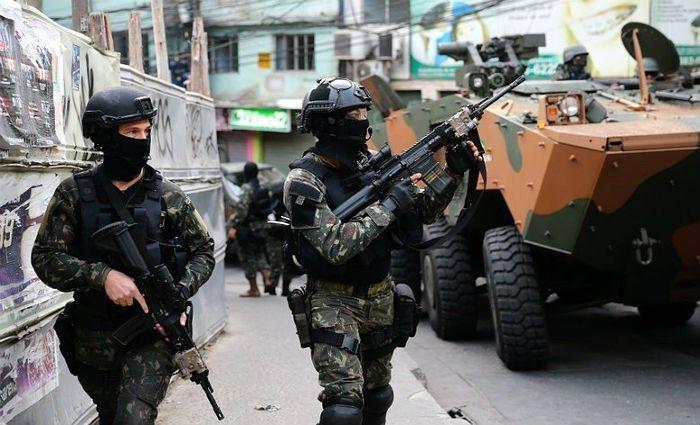 As ações destinam-se à verificação de denúncias de atividades criminosas. Foto: Fernando Frazão/Agência Brasil