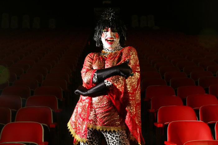 A homenageada desta edição será a drag queen Vagiene Cokeluche. Foto: Paulo Paiva/DP