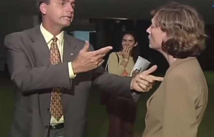 TSE nega resposta a Bolsonaro por v�deo usado em campanha de Alckmin