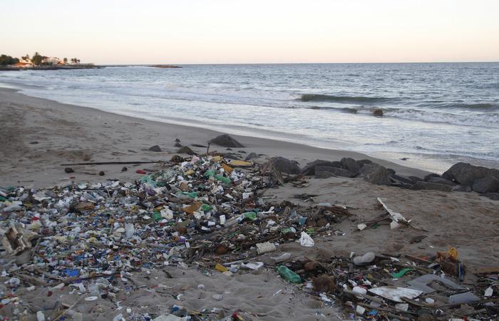 Praia de Del Chifre, em Olinda. Foto: Ricardo Fernandes/DP/D.A Press