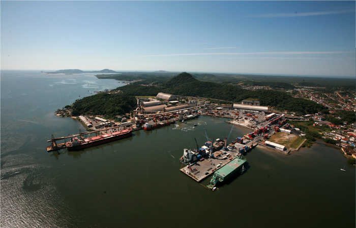 Foto: Terminal Portuário Santa Catarina/Divulgação