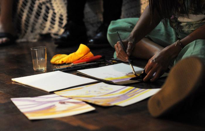 Risco! Atelier aberto é o primeiro projeto do grupo a receber fomento público. Foto: Risco!/Divulgação