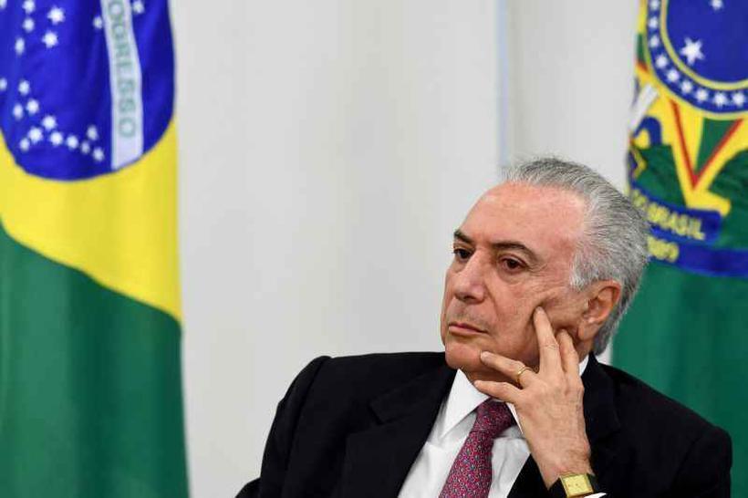 Para o presidente, após o pleito, parlamentares não teriam mais receio eleitoral de votar a PEC. Foto: Evaristo Sá/AFP