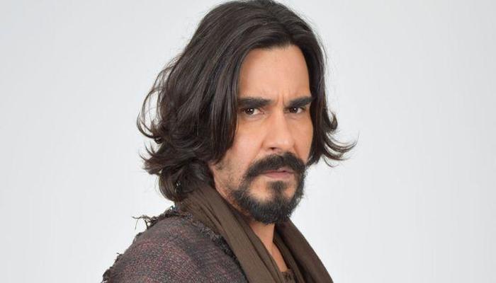 O ator foi levado à delegacia após desacatar e ameaçar dois policiais. Foto: Divulgação/TV Record