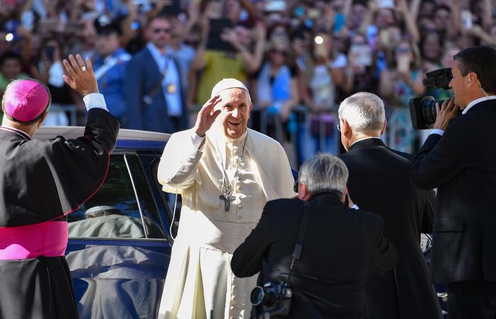 Foto: ANDREAS SOLARO / AFP