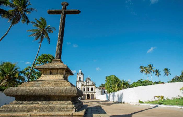 Procissão em homenagem aos santos Cosme e Damião percorre sítio histórico de Igarassu. Imagem: DP/Arquivo