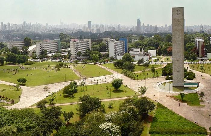 A Universidade de São Paulo (USP) segue como a primeira do País, em um grupo que está entre 251 e 300 melhores universidades. Foto: USP/Divulgação