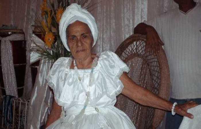 O Troféu foi criado em homenagem à Mãe Dadá, falecida no ano de 2008.  Foto: Abassá Filhos de DandalundaArquivo
