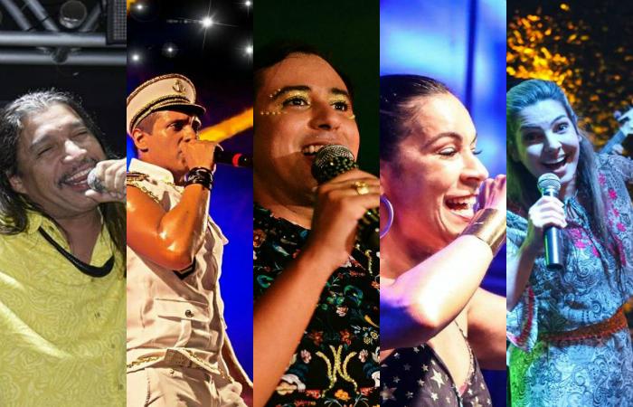 Entre que irão se apresentar no evento estão os cantores Ed Carlos, Alan Ka, Luca de Melo, Carla Rio e Silvana Salazar.