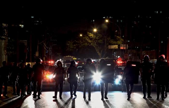Filme registra acontecimentos de manifestações realizadas entre 2013 e 2017. Foto: Salvatore Filmes/Divulgação