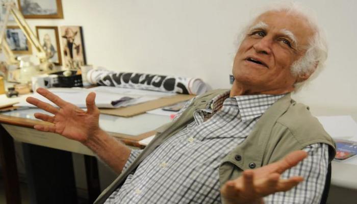 Escritor de diversas obras, Ziraldo é um dos cartunistas mais importantes do país. Foto: Bárbara Cabral/Esp. CB/D.A Press