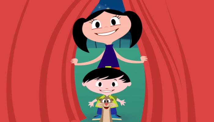 A animação brasileira, que está no ar em quase 100 países e já foi indicada ao Emmy Internacional. Foto: Divulgação