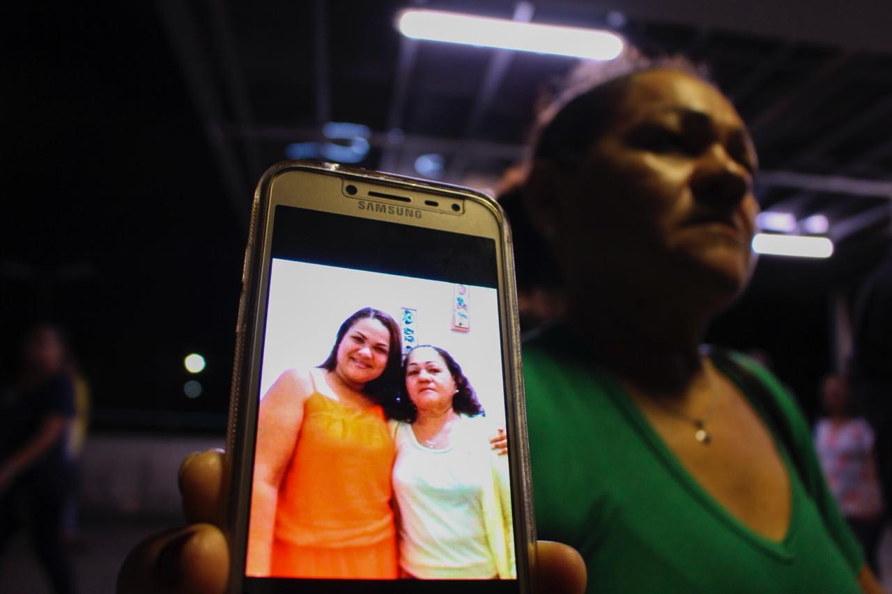 Mãe da vítima conta que o ex-companheiro era violento e agressivo - Foto: Marina Curcio/Esp.DP