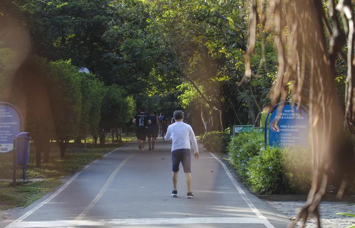 Na Jaqueira, a população maior do que 60 anos é muito maior do que os jovens. Imagem: Marina Cursino/Esp DP