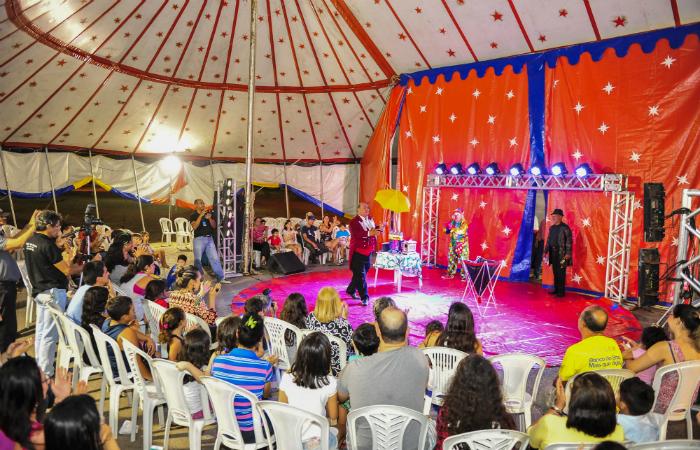 O objetivo do evento, realizado pela Prefeitura, é celebrar e perpetuar a arte popular de resistência. Foto: Wesley Almeida/Divulgação