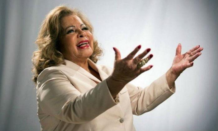 """Artista ficou conhecida como """"rainha do rádio"""" e esse ano completou 70 anos de carreira. Foto: Divulgação (Foto: Divulgação)"""