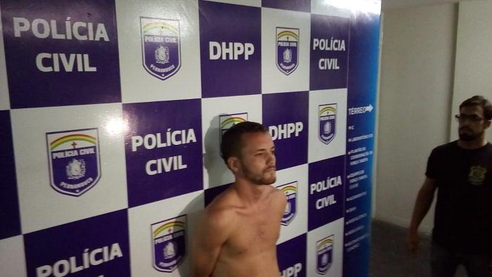 Apontado como o autor dos disparos, Matheus Ribeiro Vieira Barros tem 18 anos e responde a três processos por homicídios. Foto: Osnaldo Moraes/DP
