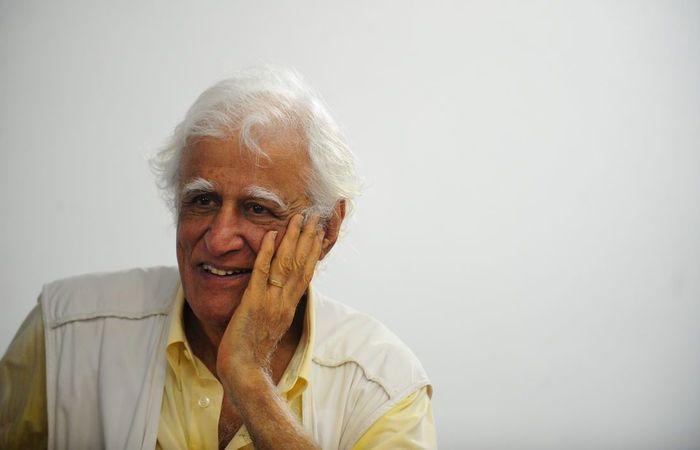 Em 24 de outubro, Ziraldo completará 86 anos. Foto: Fernando Frazão/Agência Brasil