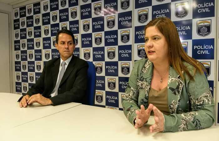 Delegada Beatriz Gibson que investigou o caso. Foto: Polícia Civil/Divulgação